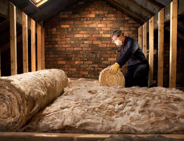 Loft Insulation in Preston