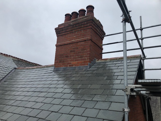 chimney repairs in Preston
